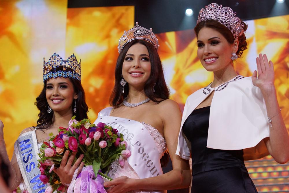 Kompetisi nasional Miss Russia telah mendapat pengakuan secara global. Hanya pemenang kompetisi ini yang memiliki hak eksklusif untuk mewakili Rusia pada kontes kecantikan internasional Miss World dan Miss Universe.