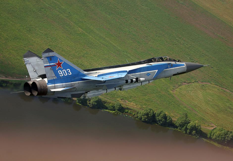 MiG-31 je nadzvučni lovac-presretač razvijen s ciljem da zamijeni MiG-25 (Foxbat po kodifikaciji NATO-a). Konstruiran je u OKB-u Mikojan na temelju modela MiG-25.