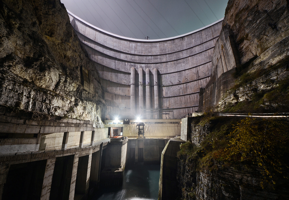 During the plant's use, many scientific and practical developments have been performed which have, in turn, increased the hydroelectric plants reliability and efficiency.