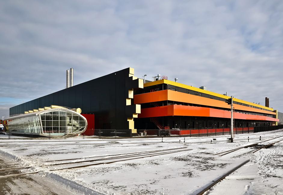 Pabrik pipa gulung Chelyabinsk (ChelPipe) adalah salah satu produsen pipa terkemuka di Rusia dengan total pangsa pasar sekitar 20 persen.