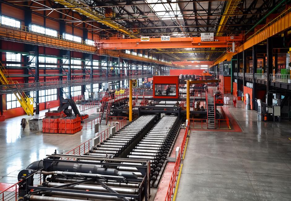 Pabrik ini bertujuan memenuhi kebutuhan perusahaan Rusia dan mancanegara untuk kompleks bahan bakar dan energi dengan mengembangkan dan menyediakan solusi terpadu bagi transportasi jalur utama dan jalur pipa.