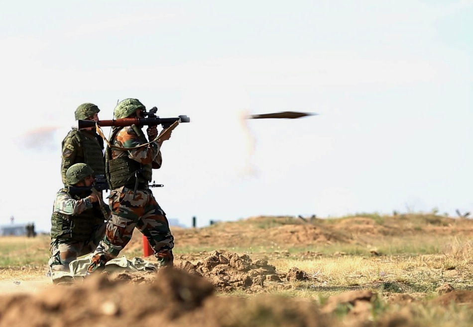 Indian servicemen found Russian weapons used in Indra very useful.