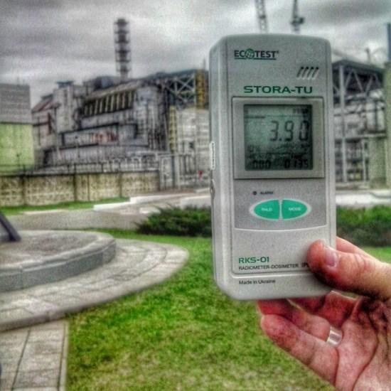 2/15. Ове фотографије са Инстаграма показују да је Чернобиљ напуштен град. Ипак, многи људи га посећују да виде шта је остало од града и тамошње електране.