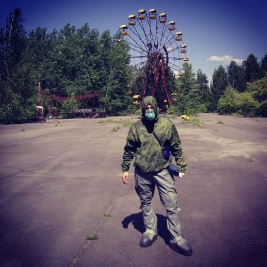 3/15. Бројне туристичке агенције и појединци нуде туре до Припјата, града саграђеног 1970. недалеко од Чернобиљске нуклеарне електране.