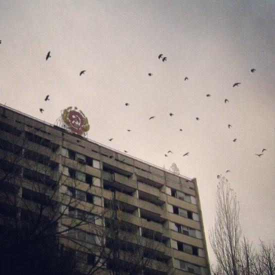 9/15. Управа Затворене зоне Чернобиља издаје дозволе туристима који желе да посете ову област и локацију Чернобиљске нуклеарне електране.
