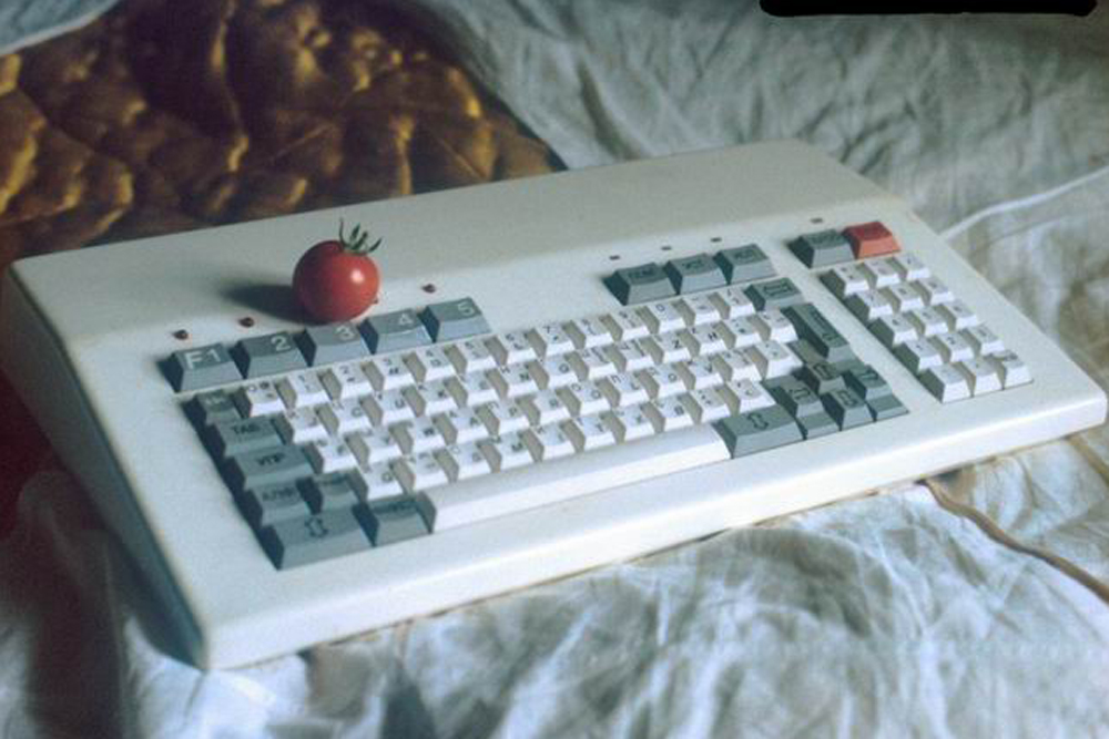 The Okean-240 was a personal computer manufactured by the Soviet Institute of Oceanology from 1986, designed for use on expeditions. Fitted with 128 KB RAM, it could use a domestic cassette as an external memory source. The Okean-240 was used to solve specific problems. It could be described as a Soviet prototype laptop. For ease of use during expeditions, it was portable and could be carried.