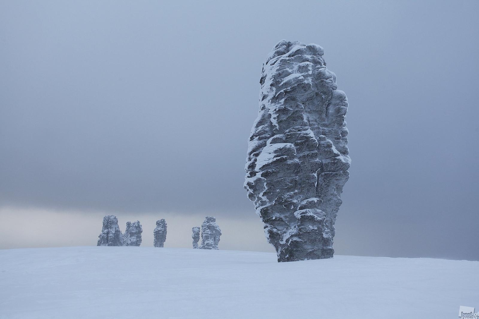 コミ共和国、マンププナー高原、亜北極ウラル