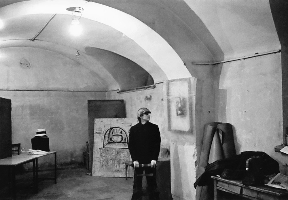 In 2003, on the former site of Ipatiev House, the Church-on-the-Blood, one of the largest Orthodox churches in Russia, was erected. \ Ipatiev House. Execution room. 1918. Photo by N. Vvedensky