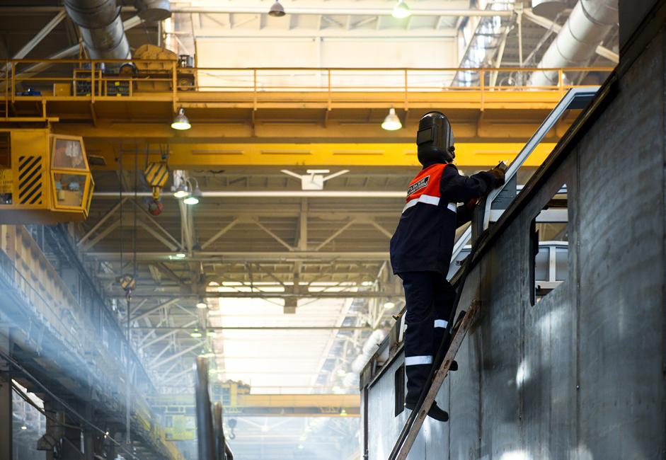 Podjetje sta ustanovila Sinara Group (51% lastnik) in Siemens AG (49%). Z delom je začelo 1. julija 2010.