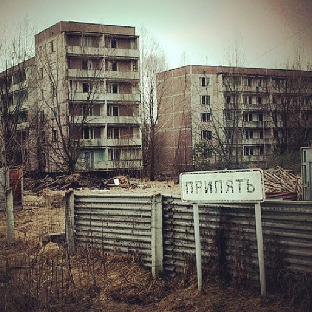 この都市は、ウクライナの首都キエフから110 キロのところにある。