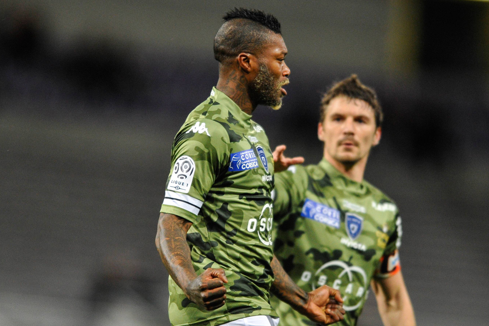 Djibril Cissé, France (FC Kuban Krasnodar - SC Bastia). French veteran Djibril Cissé, whose stormy career has seen him traverse at least a dozen clubs, has returned to his homeland. After spells in Qatar and Russia, the extravagant Frenchman has not lost his scoring instinct. At Bastia, Cissé plays in the first team, although he won't set the world on fire.