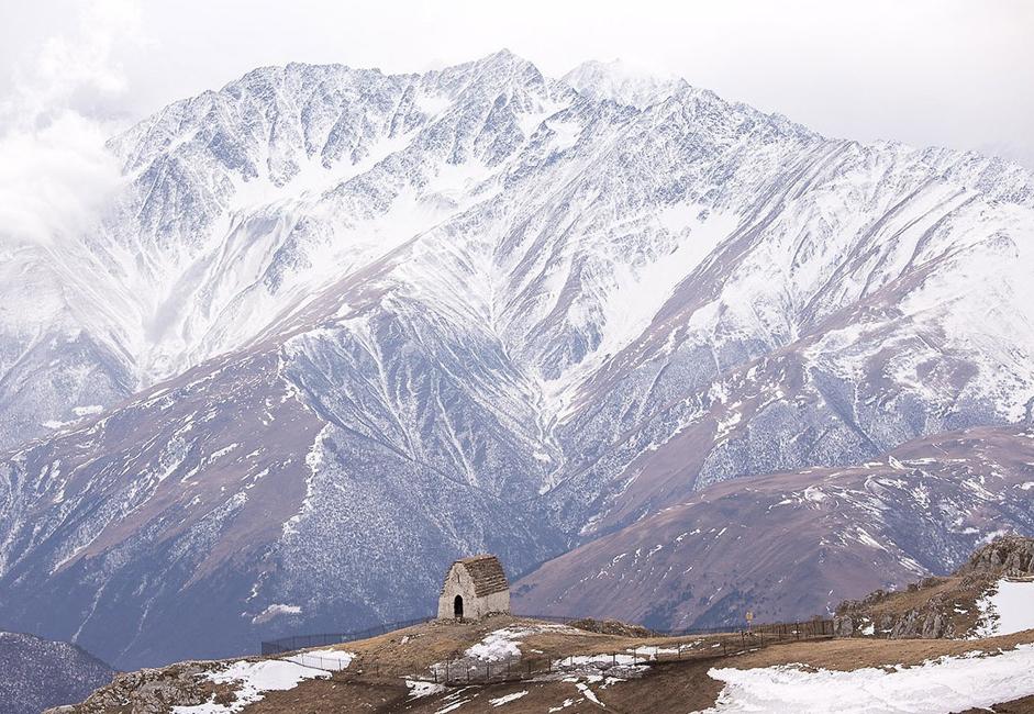 Le Caucase est censé être en proie à l'instabilité. Mais apparemment, la région de Djaïrakhski est calme. D'après les habitants de la région, il n'y a jamais eu de combattants, et aucune opération militaire n'a eu lieu par ici.