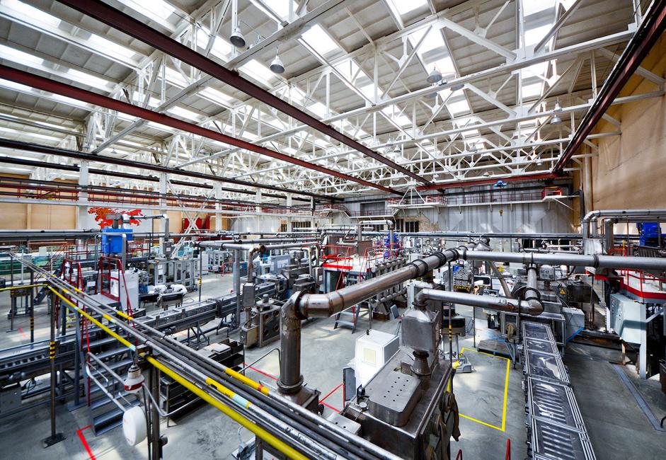 Један од највећих произвођача нуклеарног горива на свету је Новосибирска фабрика хемијских концентрата (НЗХК). Бави се такође развојем нуклеарних реактора за потребе Русије и других земаља. Ово је једини призвођач металног литијума и литијумових соли у Русији. НЗХК је део компаније ТВЕЛ, повезане са државном корпорацијом РОСАТОМ.