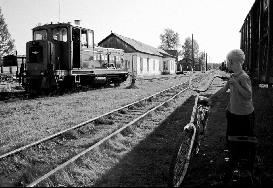 Alapayevsk narrow-gauge railway (ANGR) is one of the largest narrow-gauge railways in the former Soviet Union and anywhere in the world. It has a track width of 750 mm. The head office of the railway is located in the town of Alapayevsk, Sverdlovsk Oblast, approximately 1920 km from Moscow.