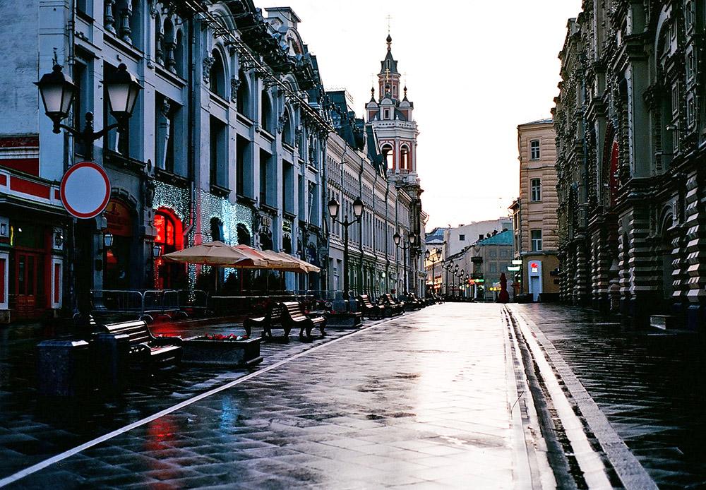 Ulica Nikolskaja