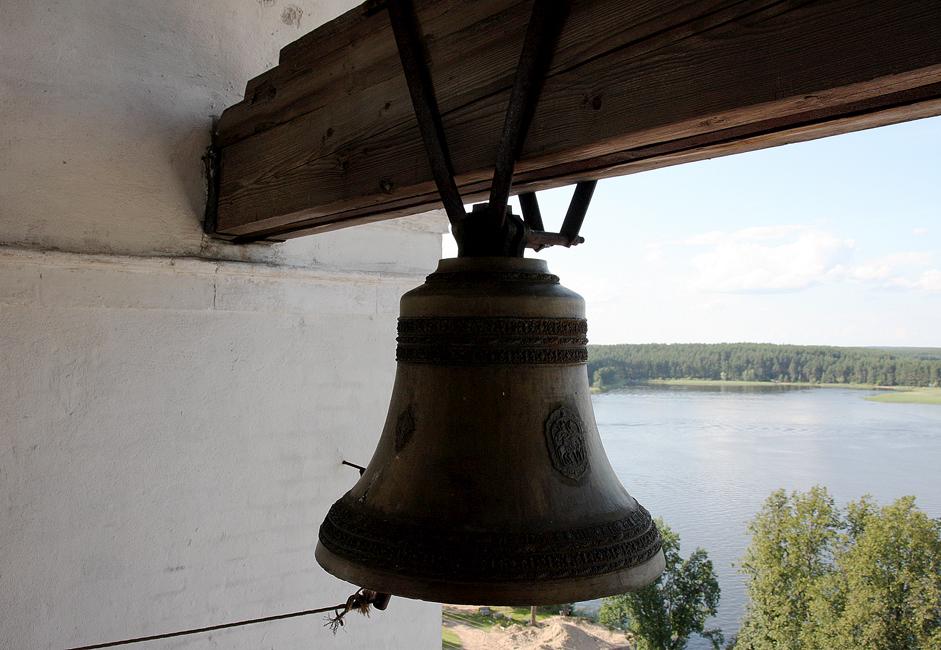 1990年にようやく修道院はロシア正教会に返還され、復元が始まった。