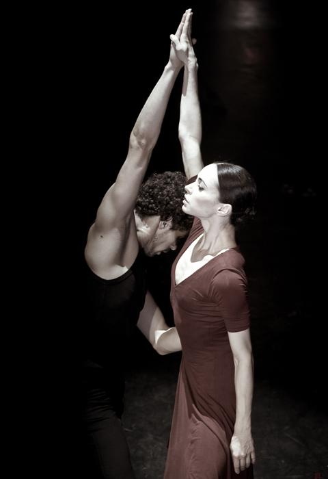 私はパートナーに恵まれてきました。ぴったりなパートナーと踊る事は、非常に重要です。ダンサーにとって、自分の多様な個性が輝くチャンスはかけがえのない賜物です。踊り手として、そして人間として、パートナーに恋するとき、このチャンスはきます。 //「ダイアログ」ジョン・ノイマイヤー
