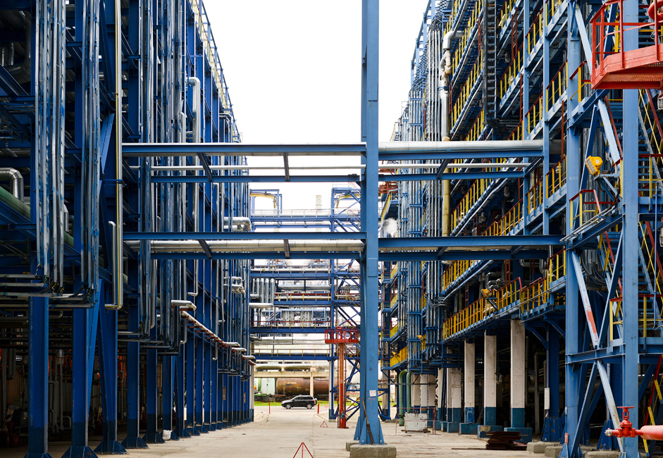 Казанорсинтез је данас водећи произвођач полиетиленских цеви које се користе за транзит нафте и природног гаса.