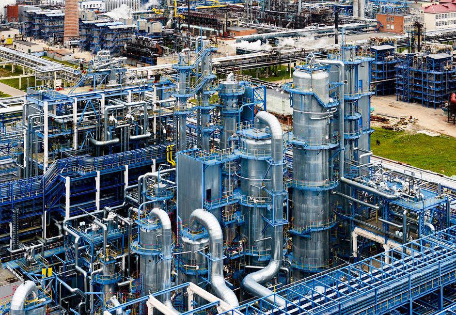 Ово је такође једина фабрика у Русији која производи поликарбонате, а спроводи еколошки чист производни процес без фосфогена и примењује технологију без отпада.