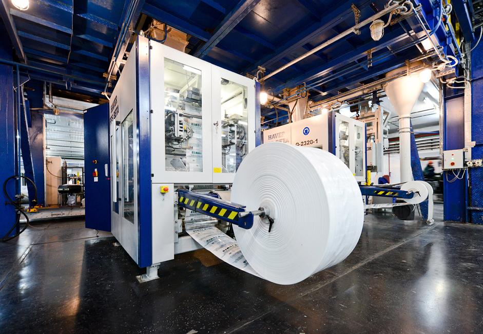 Преко 27% производње ове фабрике извози се у Европу и Азију.