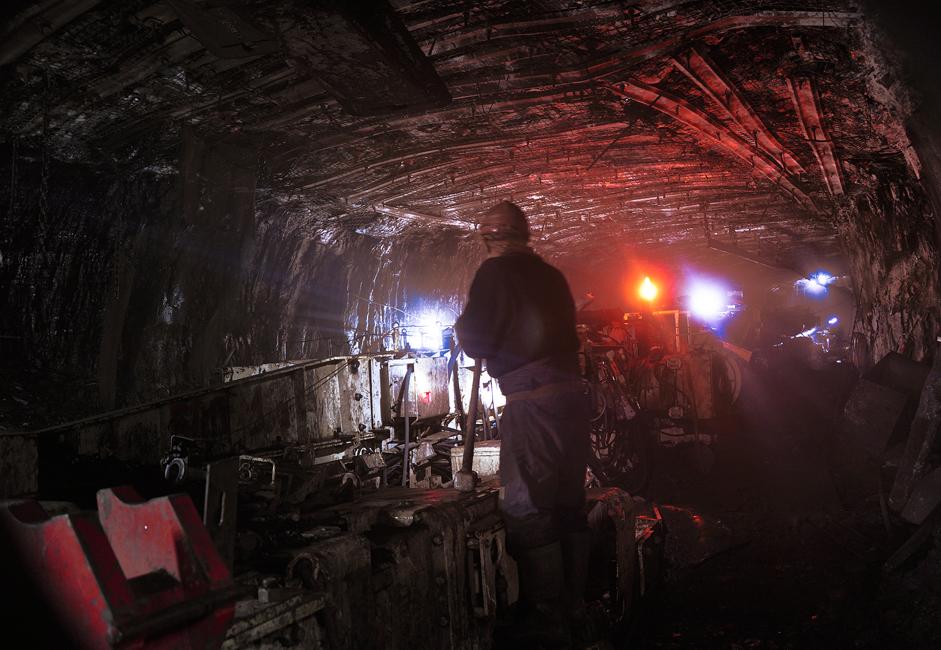 Le risque d'explosion de grisou (poussière de charbon) et de gaz utilisé est extrêmement élevé mais il n'y a aucun risque de combustion spontanée.
