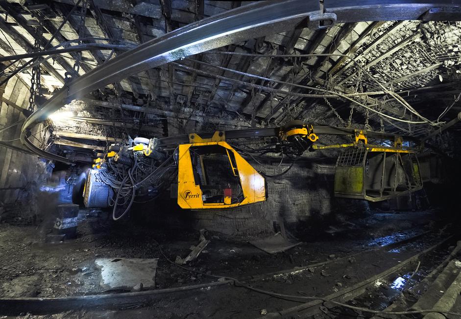 La période courant de 1960 aux années 1980 peut être considérée comme l'âge d'or des mines.