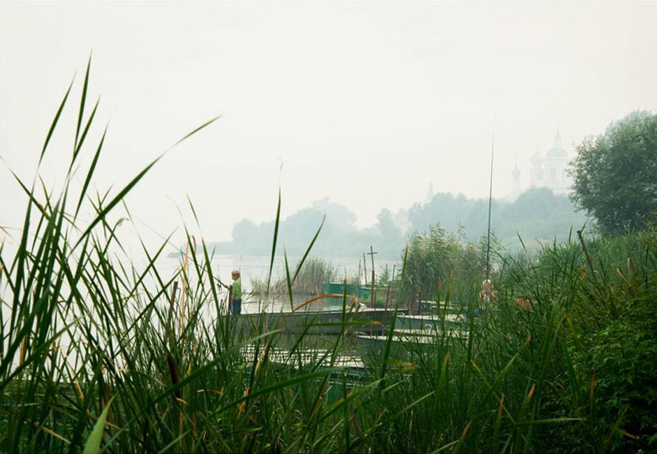 La pêche est un autre passe-temps pour les citoyens de Rostov-sur-le-Don. Beaucoup de gens quittent la ville les week-ends pour s'aventurer dans la steppe où ils font des pique-niques près des étangs qui subsistent après les crues printanières du Don.