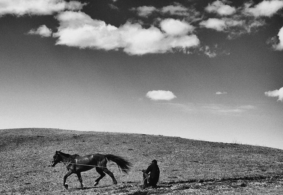 """Станислав Чекмајев почео је у пролеће 2011. да снима фотографије за пројекат """"Моја велика Русија, мој вољени Сибир""""."""