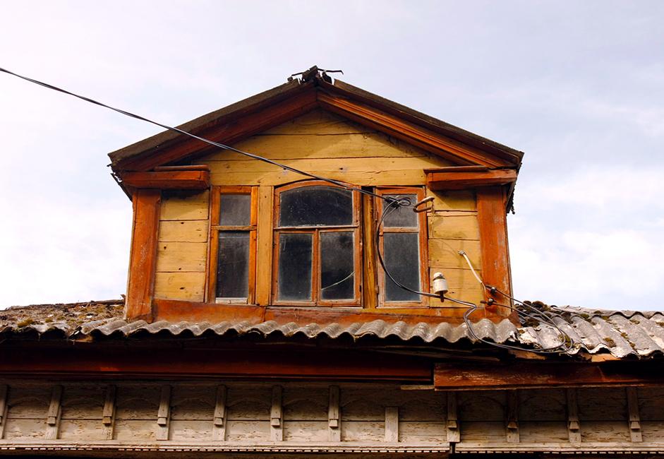 """Писателят Антон Чехов има разказ, озаглавен """"Къщата с мансарда"""". Мансардите били популярен архитектурен елемент през 19 век. Ето защо ги строели дори и на по-малки къщи."""