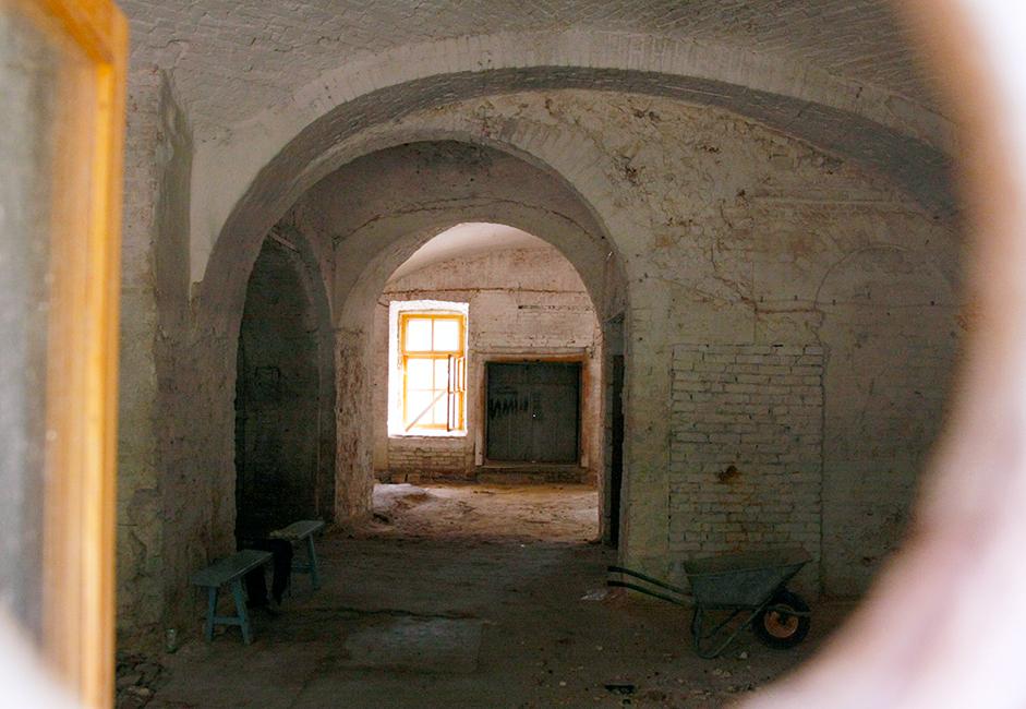 Оттогава сградата отново е трансформирана в църква. Във вътрешността ѝ в момента тече реставрация.