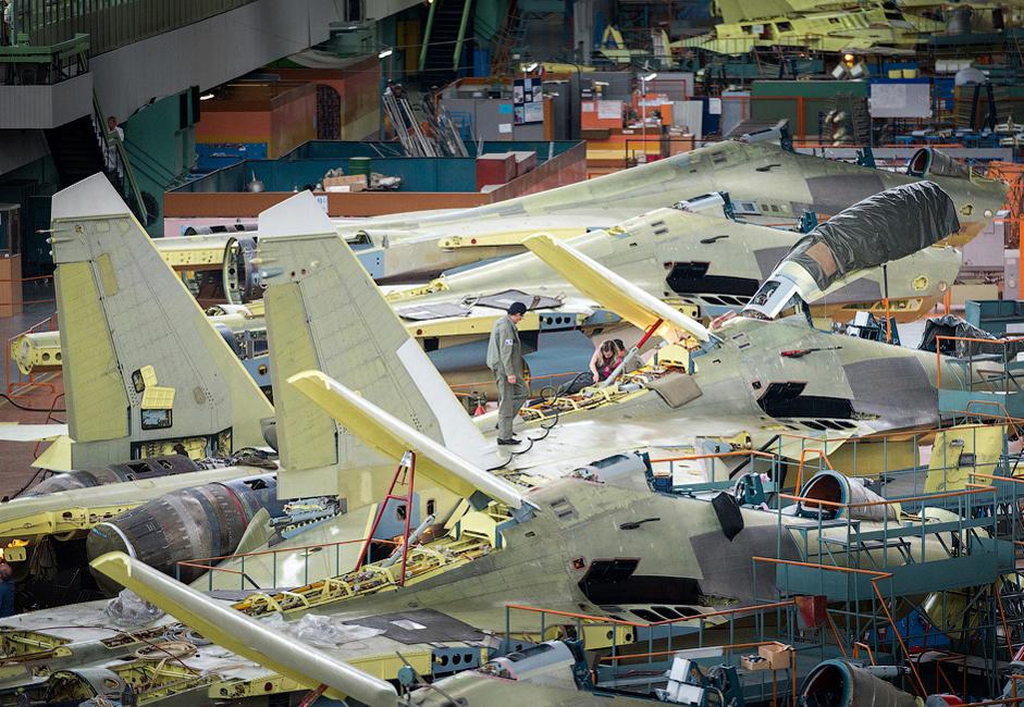 Povprečno je tretjina vseh delov, ki sestavljajo letala A320, proizvedena v IAZ-u.