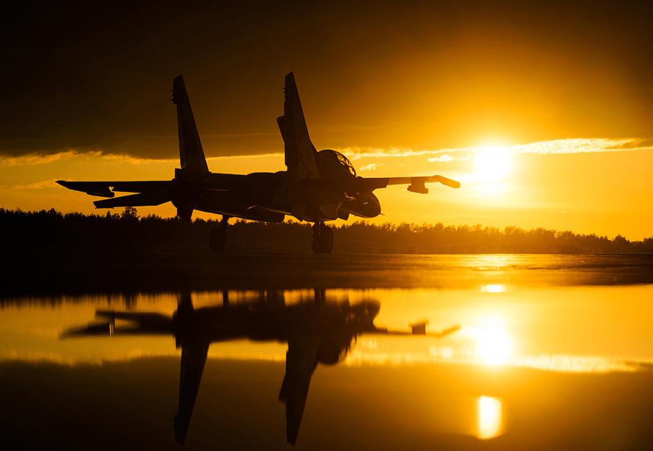 Preden zapusti tovarno, mora vsako letalo prestati potrebne teste.