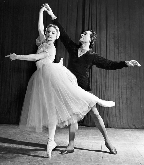 Starting in 1963, Natalia Dudinskaya, Ulanova's classmate, began teaching at the Academy. Vaganova considered Dudinskaya her successor.