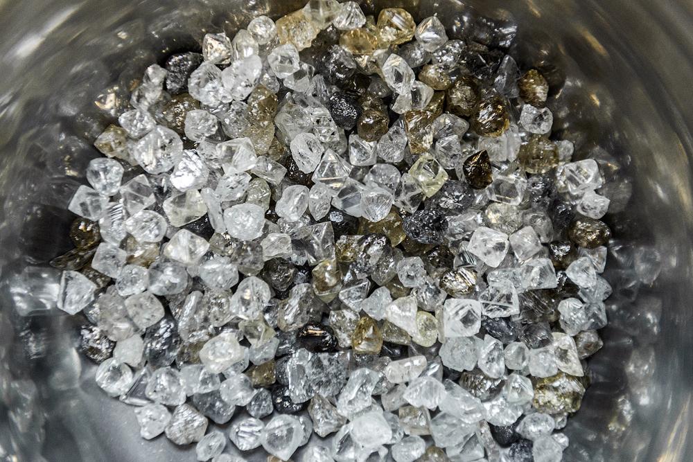 По данни на JORC Code (система за отчитане на природни ресурси), към 2013 г. резервите и ресурсите на фирмата възлизат на 971,7 милиона карата.