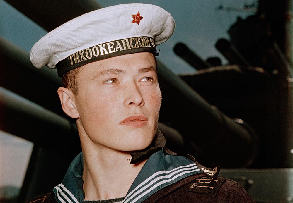 バリシェフ第一船長