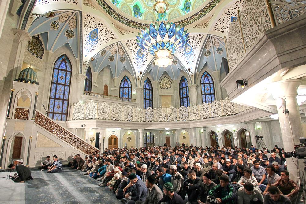 Masjid terbaru yang akan dibangun di Moskow direncanakan dapat menampung hingga seribu jemaah.
