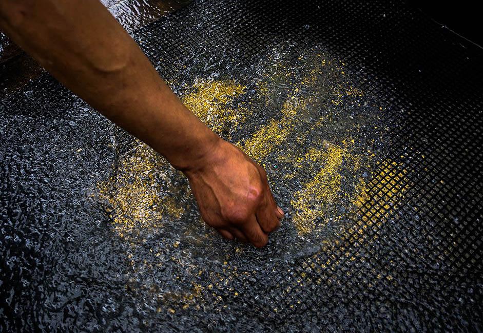 La production d'or de Transbaïkalie en 2014 devrait dépasser les résultats de l'année précédente. La production est toujours d'un peu plus de 9 tonnes de métal précieux par an, mais 2014 devrait voir le seuil des 10 tonnes franchi, ce qui en fait l'une des cinq plus grandes régions minières d'or.