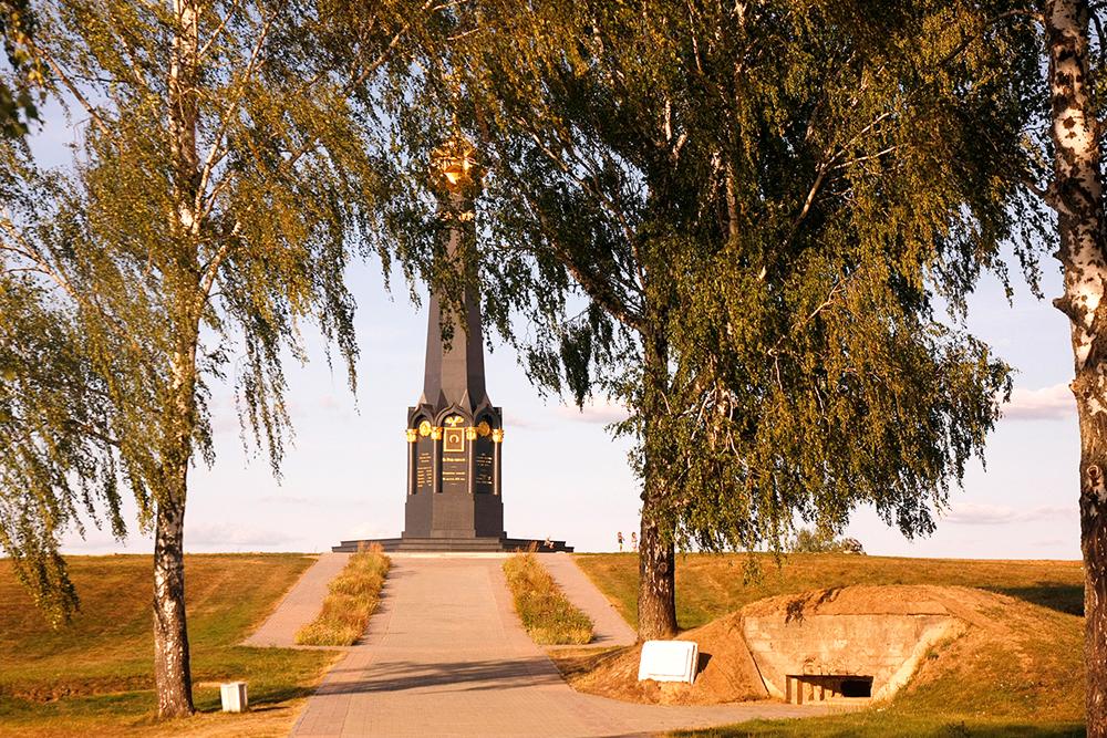 Всяка година през септември и ноември членове на военно-исторически клубове от Русия, Франция и Германия идват в Бородино, за да пресъздадат събитията от 1812 г. и Втората световна война.
