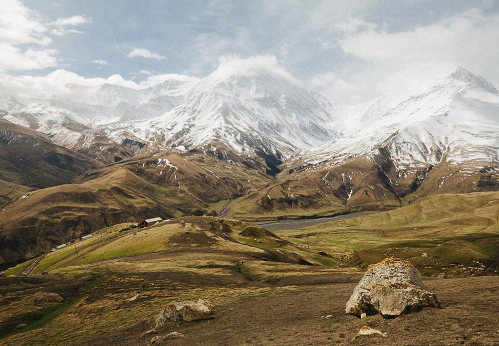 Jika Anda pergi ke titik paling selatan Rusia, Anda akan sampai di Republik Dagestan.