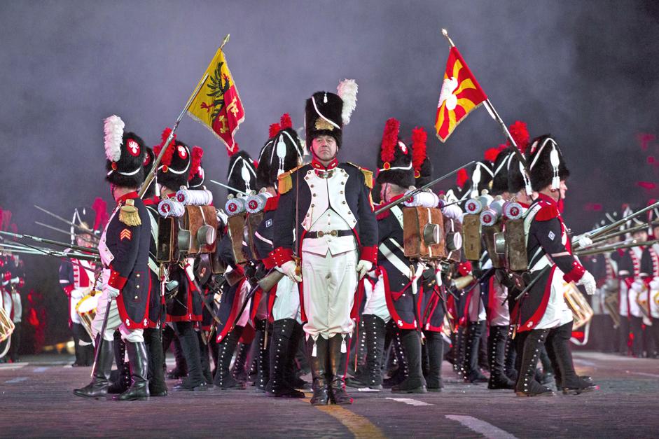 6/11. Главна тема овогодишњег фестивала било је обележавање стогодишњице избијања Првог светког рата. Традиционални учесници ове музичке манифестације су оркестар Председничког пука, али и најбољи војни оркестри и извођачке групе из Русије и иностранства.