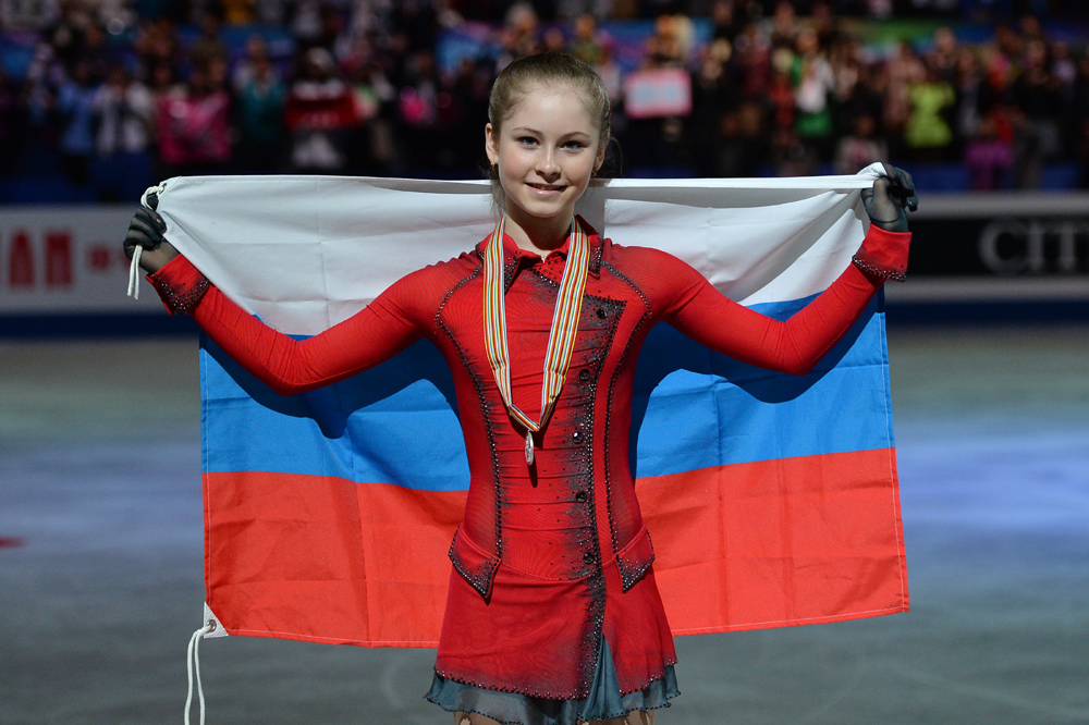ソチ五輪でも団体戦で金メダルを獲得した。