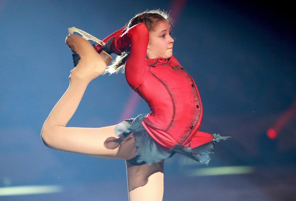 15歳にしてソチ冬季五輪フィギュアスケート団体戦で金メダルを獲得し、世界中にその名が知られることとなった。氷上のプリンセスと呼ばれている。