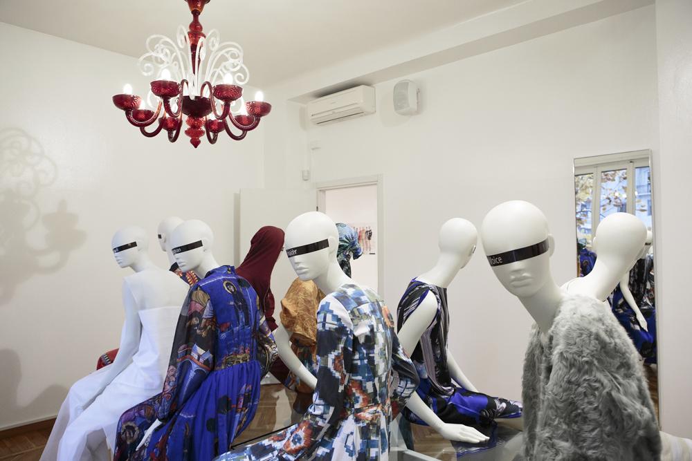 """Tatiana Souchtcheva, titolare di Società Italia, parlando di alcuni stilisti ha dichiarato: """"Il segreto del successo di queste collezioni è che riescono a rileggere le radici storiche e tradizionali della Russia in una chiave moderna"""""""