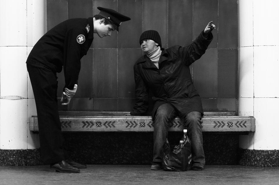 10/12. Поред уживања у изгледу московског метроа, у њему се може и научити много тога. Оплата у неким станицама садржи остатке микроорганизама и фосиле.