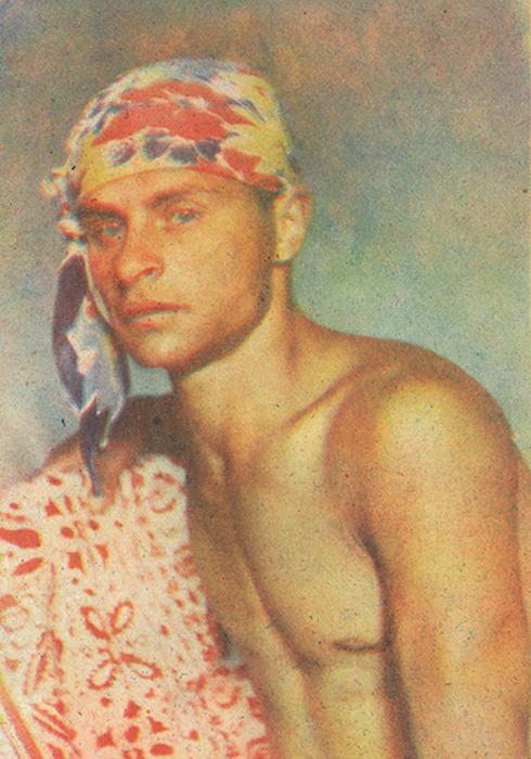 Portrait de Iouri Ripalov, 1938-1939