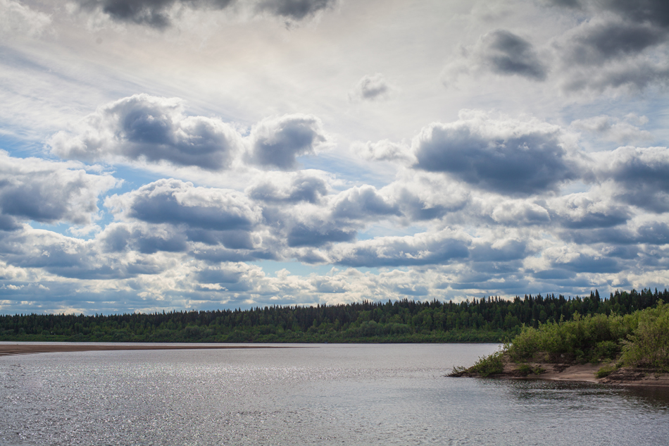 """1/13. Настављајући са истраживањем руског Севера, кренућемо у Државни резерват природе """"Пињешки"""", удаљен 200 km од Архангелска. """"Пињешки"""" је основан ради заштите и проучавања биљног и животињског света северне тајге у јединственом природном окружењу."""