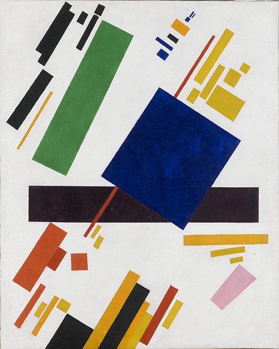 "Kazemir Malevich, ""Suprematist Composition"", 1916 - $60 million. In 1927, Malevich moved nearly a hundred of his works from Leningrad to Berlin. He was urgently called back to the Soviet Union, however, and had to leave his paintings in storage with architect Hugo Haring. Haring saved the paintings during the difficult years under Nazi dictatorship when they could have been destroyed as ""degenerate art"". In 1958, after Malevich's death, Haring sold the paintings to the Stedelijk Museum in Amsterdam."
