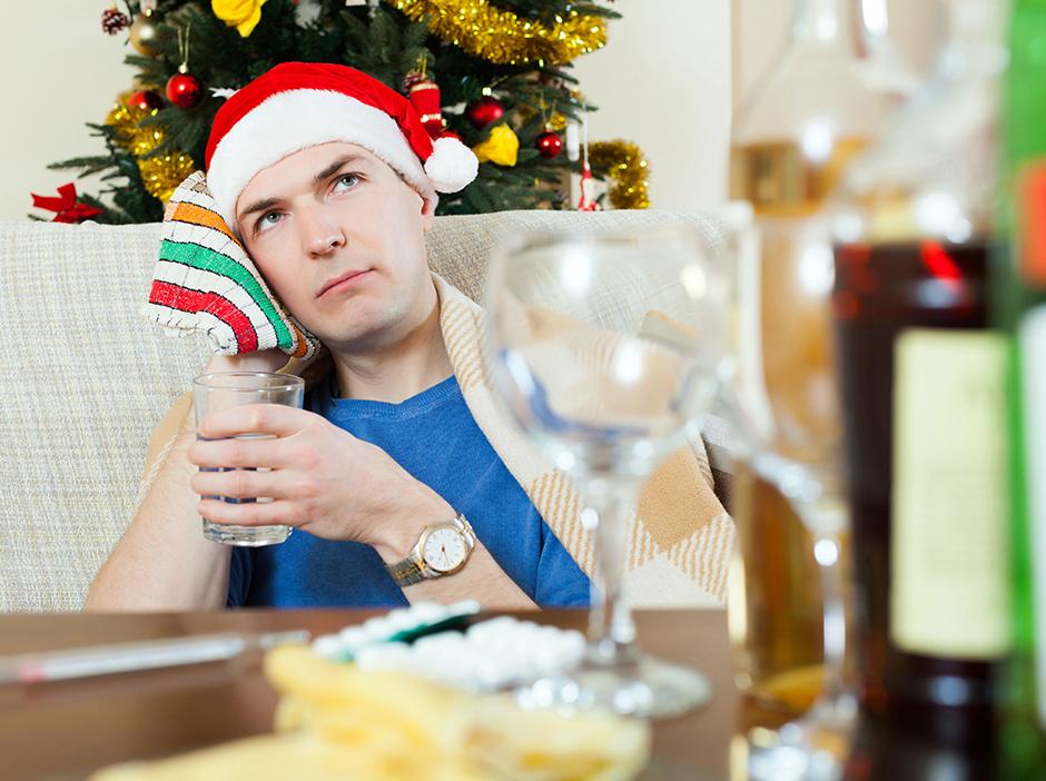 1. januar. Na ta dan je celotna Rusija zaspana, leno pojedo do konca solato kar v postelji in se poskušajo izogniti prehudemu mačku, ki je posledica burne novoletne zabave.