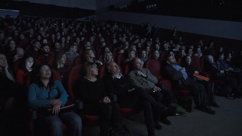 Lo stesso Davide Ferrario ha presentato il proprio film durante l'apertura del Festival, che si svolge quest'anno dal 3 al 7 marzo