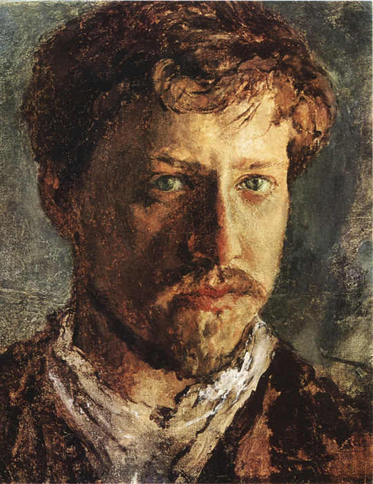 January 19 marks the 150th anniversary of the Russian painter Valentin Serov, who overturned all previous notions of the ceremonial portrait. Serov was born in St. Petersburg into the family of a music critic and composer, but contrary to the laws of continuity chose the life of an artist. // Self-portrait, 1880s